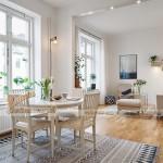 Giải pháp thiết kế căn hộ 42m2 thành thiên đường Bắc Âu