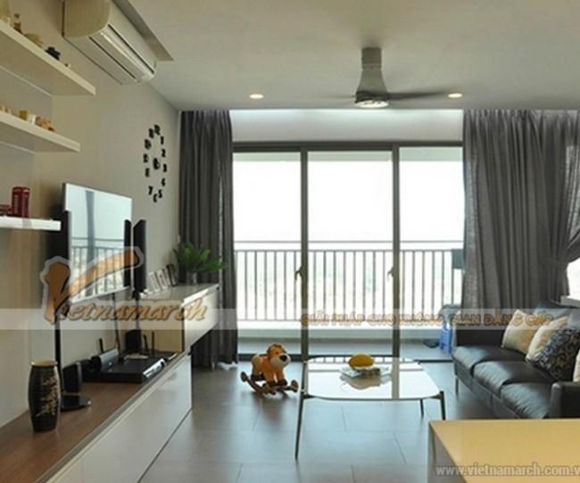Tư vấn thiết kế căn hộ Park Hill Times City 130m3 với 3 phòng ngủ rộng rãi