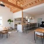 Thiết kế nhà phố kết hợp quán cafe độc đáo, ấn tượng