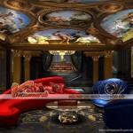 Thiết kế khách sạn sang trọng với nội thất cao cấp bậc nhất ở Macau