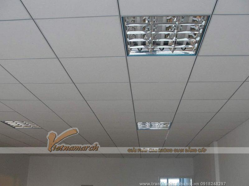 Tấm thạch cao phủ nhựa PVC Lili VT20