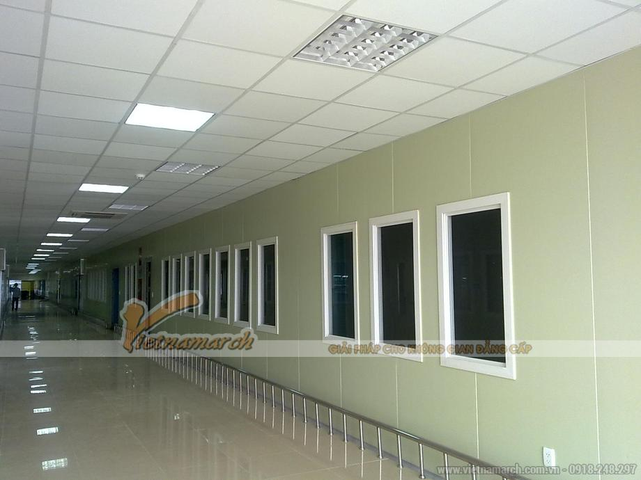 Tấm thạch cao phủ nhựa PVC Sandrift VT47