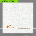 Tấm trần thạch cao phủ nhựa PVC Copra VT48