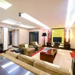 Thiết kế nội thất phòng Tổng thống đẹp nhất tại khách sạn InterContinental Hanoi Westlake
