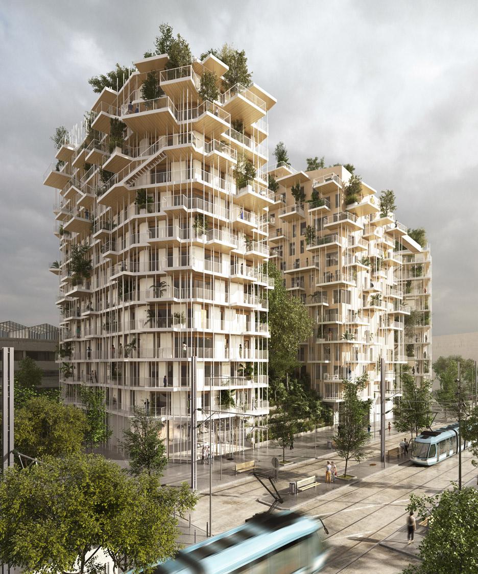 Thiết kế kiến trúc của Jean Paul Viguer đã được các công ty hàng đầu lựa chọn, trong đó có Sou Fujimoto và Laisné Roussel