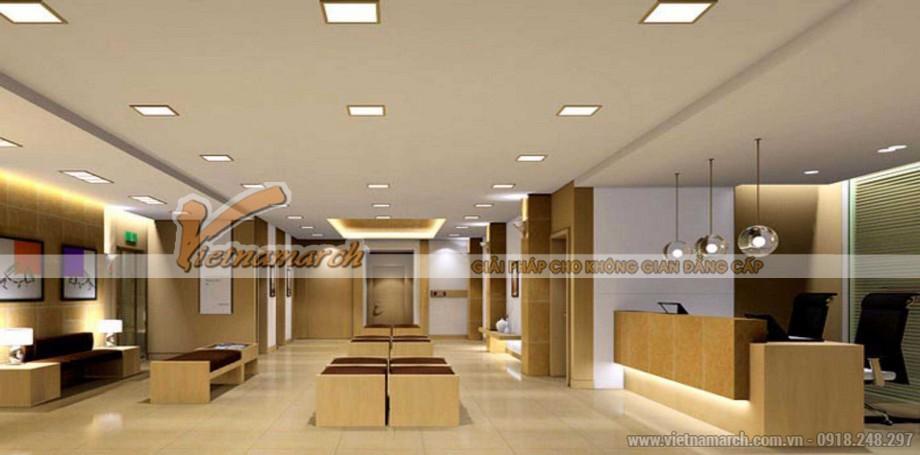 Đèn LED âm trần mang lại sự trang nhã và vẻ đẹp cho không gian