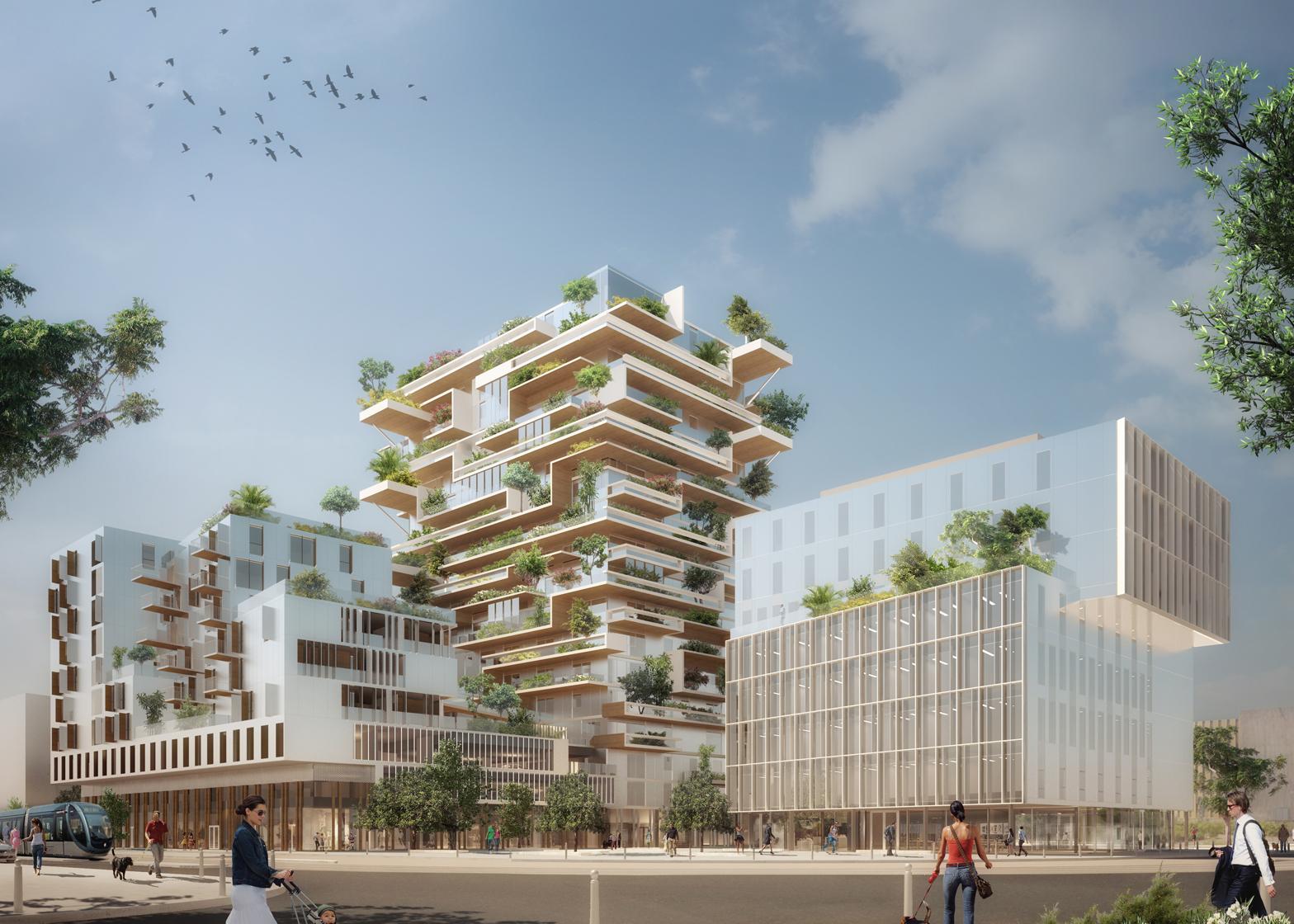 Công trình thiết kế kiến trúc độc đáo có một không hai trên thế giới