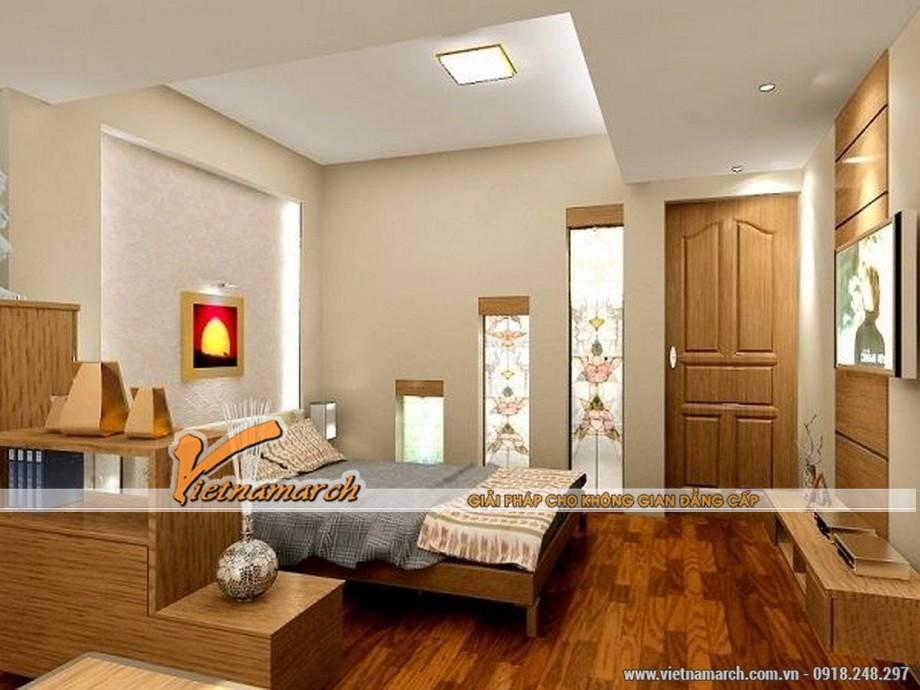 Những lưu ý khi sử dụng mẫu trần thạch cao đẹp cho phòng ngủ.