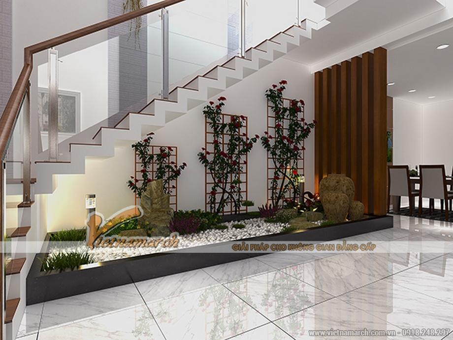 Thiết kế nội thất cho nhà phố 4 tầng hiện đại