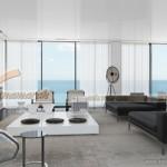 Thiết kế Penthouse tuyệt đẹp bên bờ biển tại Nha Trang