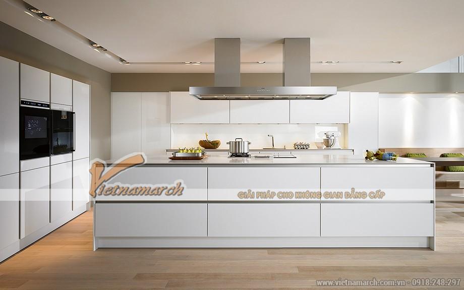 Tủ bếp Siematic cho nhà bếp thêm hiện đại và sang trọng