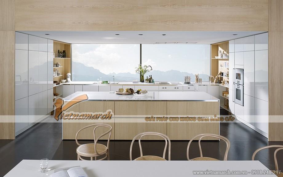 Tủ bếp cao cấp SieMatic