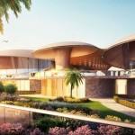 Thiết kế khách sạn cao cấp, nơi đón tiếp các nguyên thủ quốc gia tại Ả – rập Xê – út