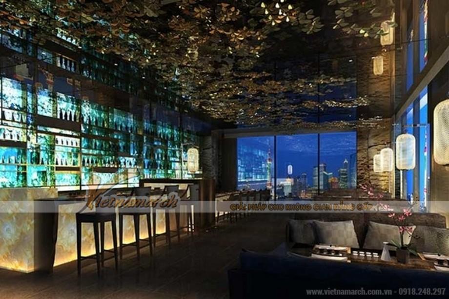 Thiết kế nội thất khách sạn 7 sao