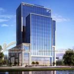 Thiết kế khách sạn 7 sao sang trọng và đẳng cấp.