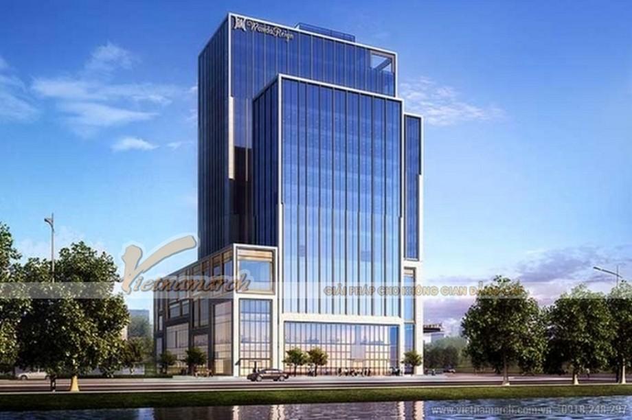 Thiết kế khách sạn 7 sao sang trọng và đẳng cấp