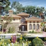 Mẫu biệt thự nhà vườn đẹp mang kiến trúc Tây Âu của nhà chú Hoàng – Yên Bái
