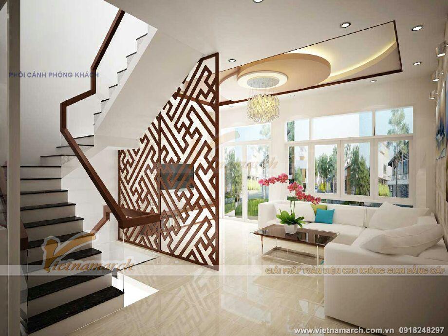 Thiết kế nội thất cho nhà lô phố hiện đại tại Hải Phòng