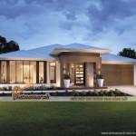 Thiết kế kiến trúc, nội thất nhà cấp 4 nhà anh Huy – Hải Dương