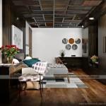 7 ý tưởng thiết kế phòng ngủ đẹp với gỗ cho biệt thự Hoa Anh Đào
