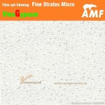 Tấm sợi khoáng Fine Stratos Micro
