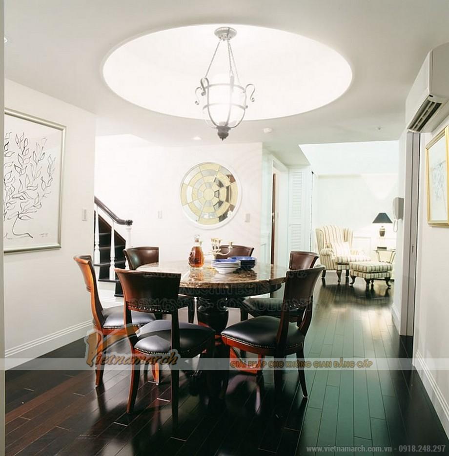 Những mẫu trần thạch cao siêu đẹp của căn hộ goldmark city 2016-07