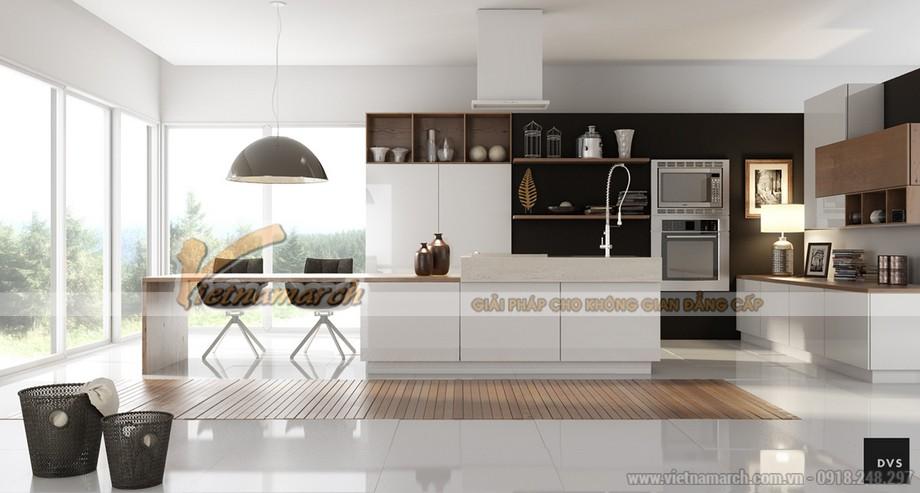 Thiết kế trần thạch cao hiện đại cho nhà bác Năm- Nghệ An-06
