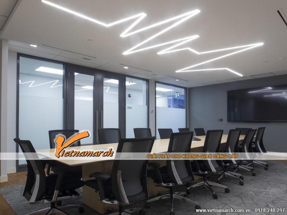 Mẫu trần thạch cao hiện đại cho công ty cực đẹp 2016 (phần 2) 02
