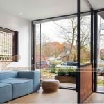 Cải tạo căn hộ xây dựng từ năm 1900 trở lên hiện đại và tươi mới không tưởng