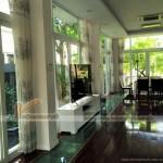 Thi công hoàn thiện nội thất biệt thự Vinhomes Riverside Hoa Phượng nhà anh Trung