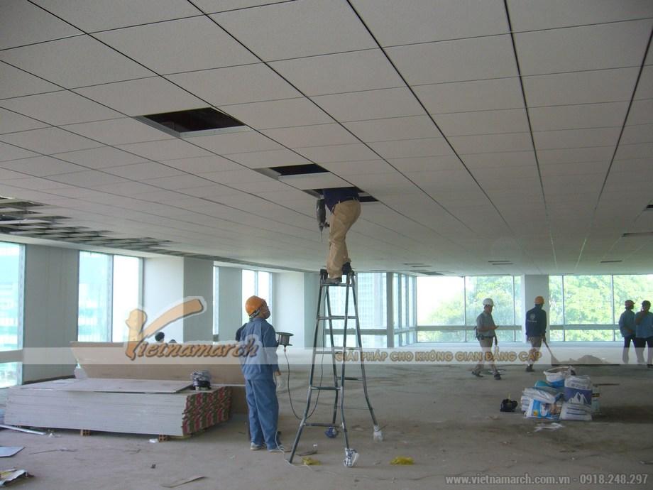 Tấm thạch cao phủ nhựa PVC Cara VT11