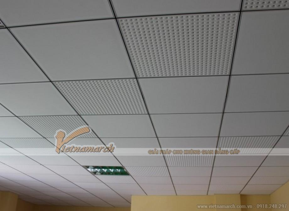 Ứng dụng tấm PVC Casper VT17.
