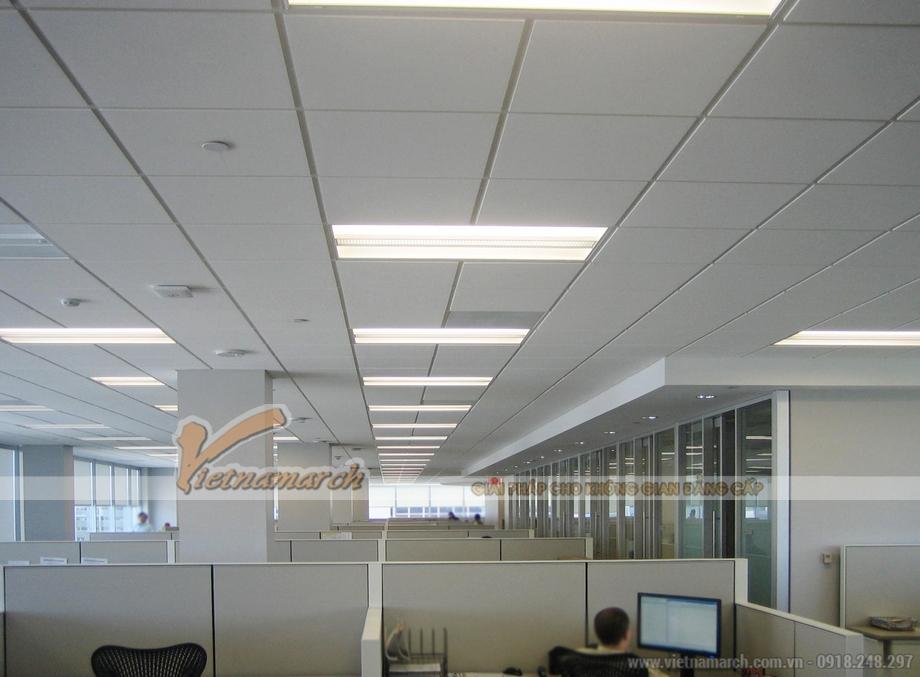 Ứng dụng của tấm trần phủ PVC VT32.