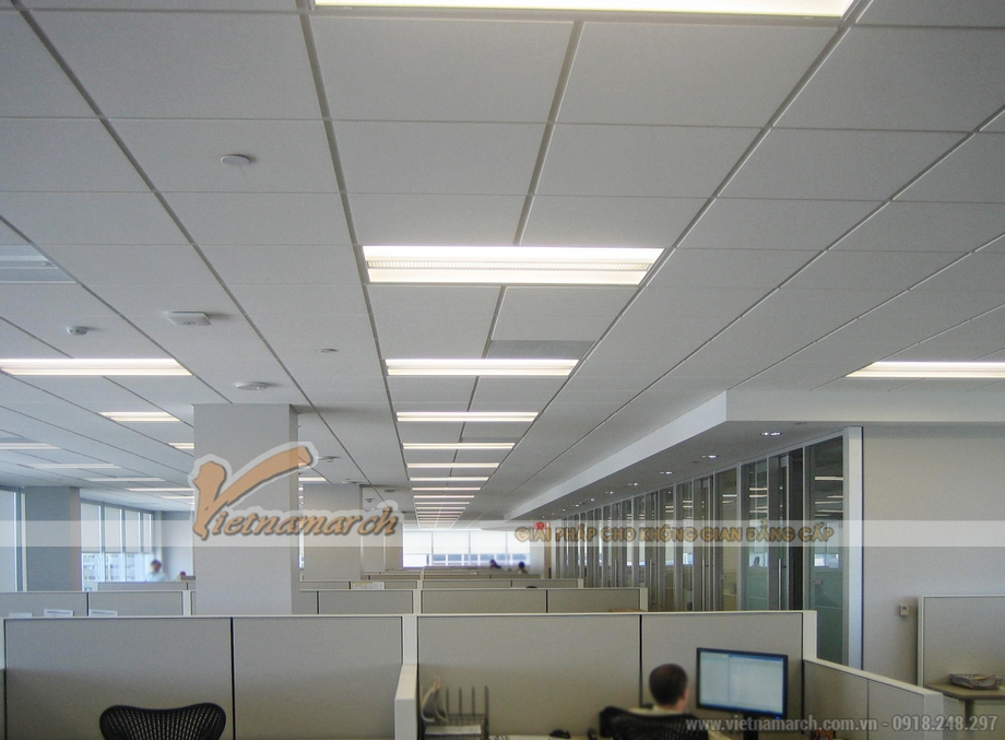 Ứng dụng tấm PVC Bamboo VT6 vào thi công.