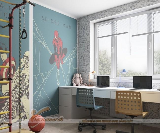 4 Ý tưởng thiết kế phòng ngủ cho trẻ cực cool mà bạn nên biết