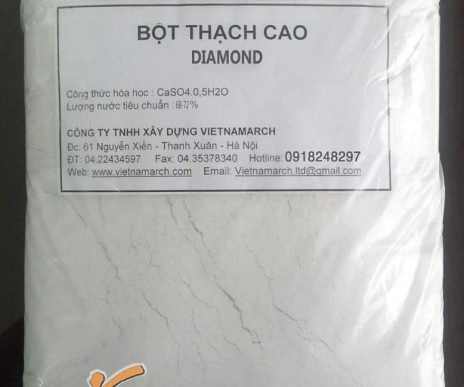 Bột thạch cao Diamond