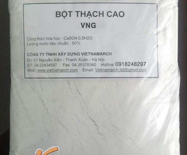 Bột thạch cao Vietnamarch