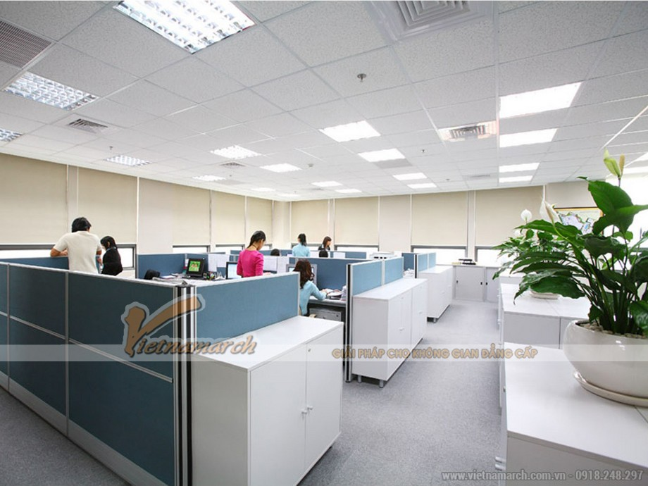 Khung trần thạch cao nổi Fineline-04