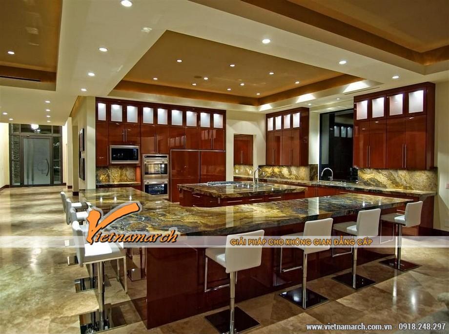 Những mẫu trần thạch cao hiện đại đẹp lung linh cho chung cư cao cấp 2016-06