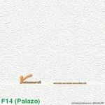 Tấm trần phủ PVC Pazalo F14