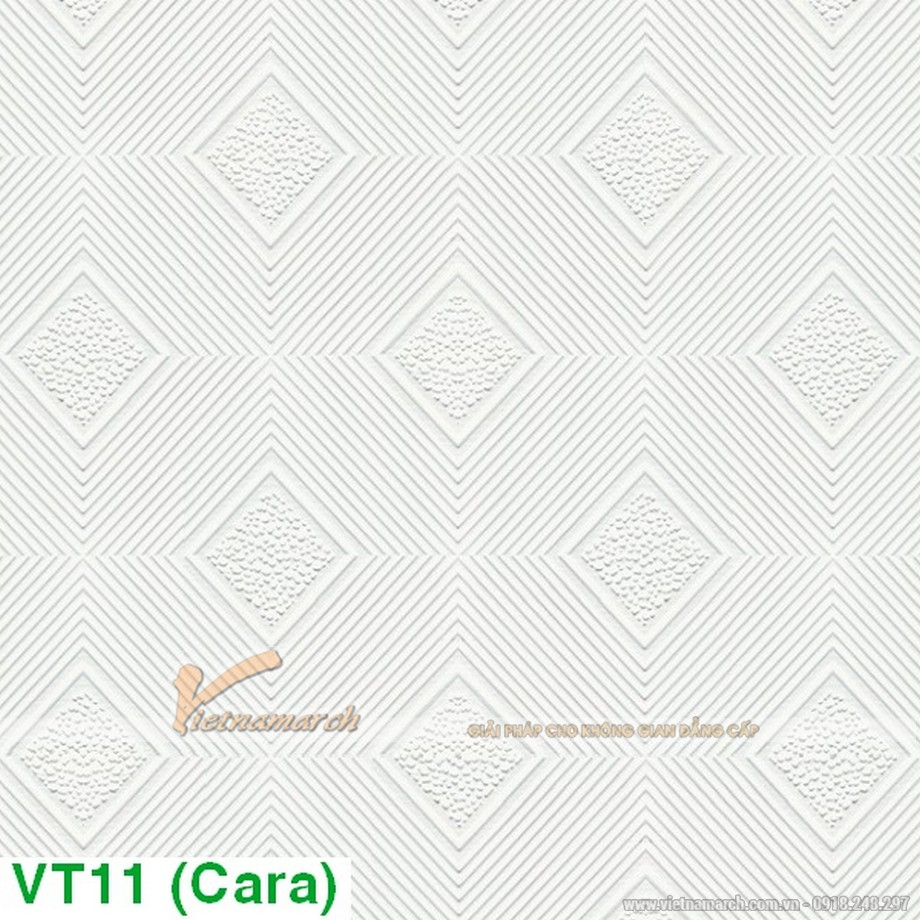 Tấm thạch cao PVC Cara VT11.