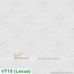 Tấm thạch cao phủ nhựa PVC Lexus VT15