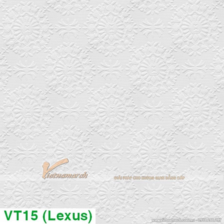 tấm thạch cao PVC Lexus VT15
