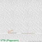 Tấm thạch cao phủ nhựa PVC Popcorn VT9