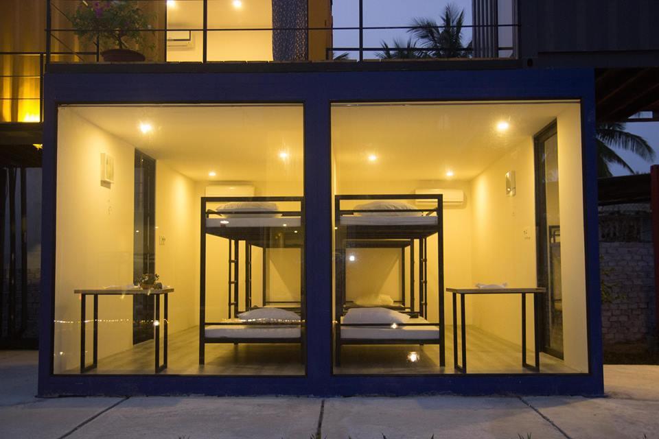 View đẹp được toàn cảnh khi thiết kế nhà bằng container