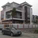 Thiết kế kiến trúc và nội thất biệt thự cho nhà anh Hùng ở Bắc Ninh