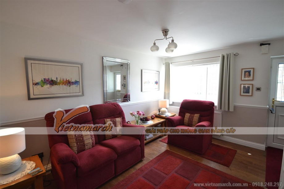 Ý tưởng thiết kế trần thạch cao cho căn hộ chung cư cao cấp - 01