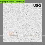 Tấm trần sợi khoáng USG – Olympia Micro Climaplus