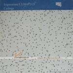 Tấm trần sợi khoáng USG-Radar ClimaPlus