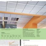 Tấm trần sợi khoáng USG – Eclipse ClimaPus